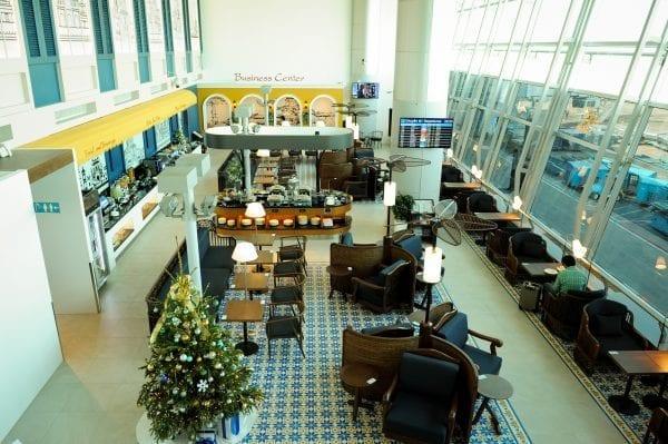 Lotus 2 Internationnal terminal